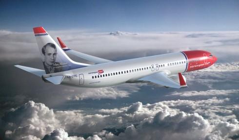 Norwegian-linie-lotnicze-oslo-norwegia